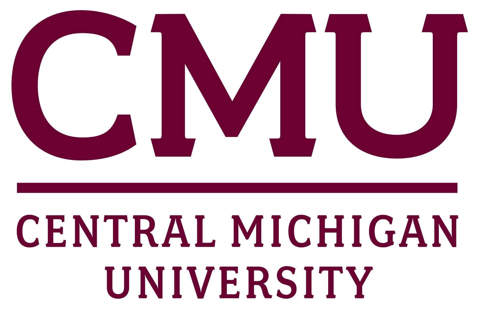 CMU Central Michigan University Logo