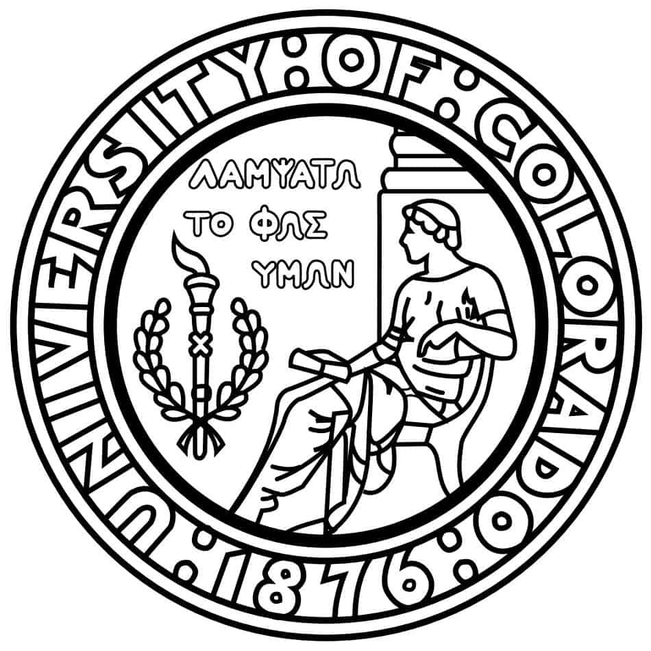 University of Colorado Boulder Seal