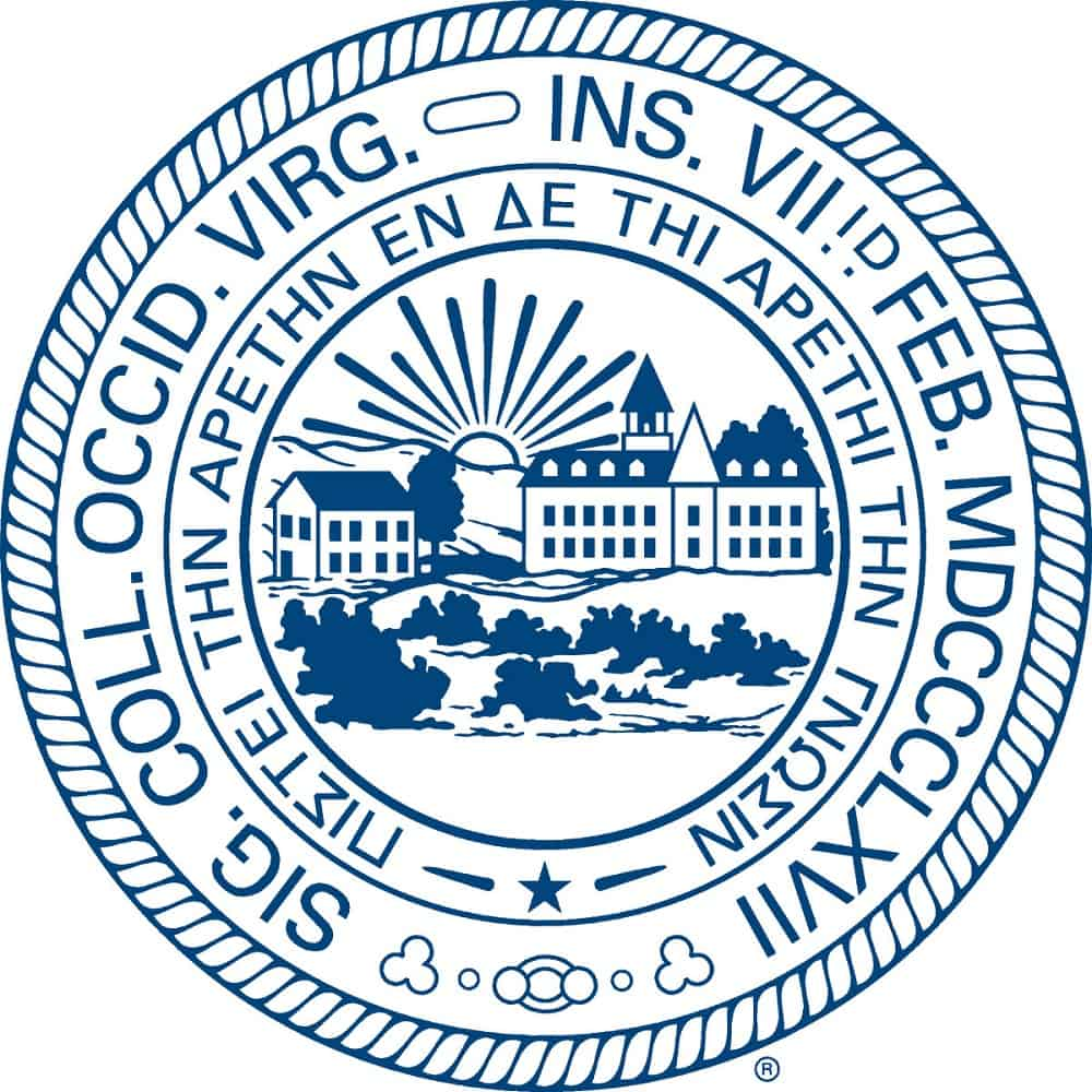 West Virginia University WVU Seal