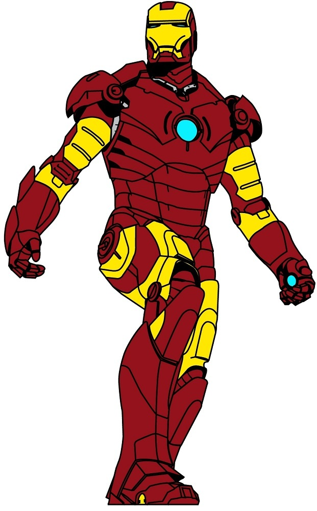 iron man logo3