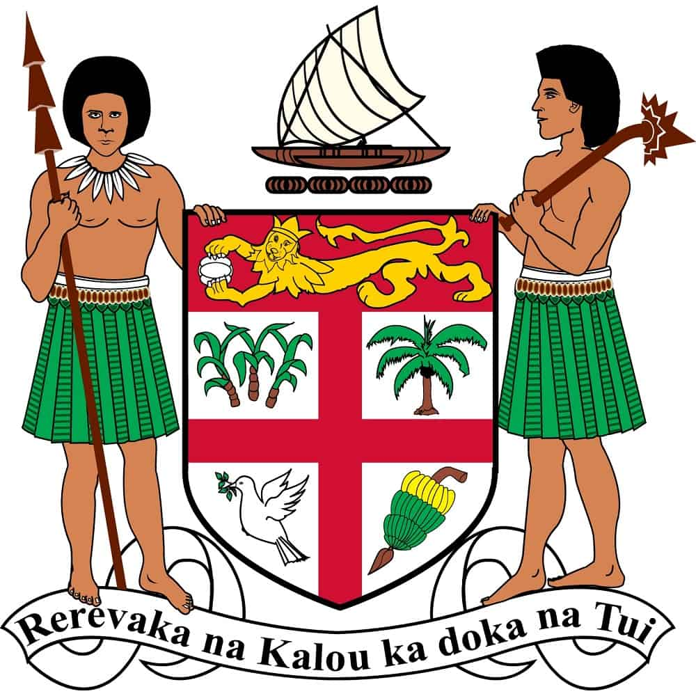 fiji Coat of arms