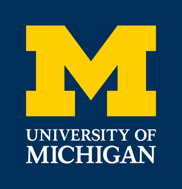 University of Michigan Logo 360x375