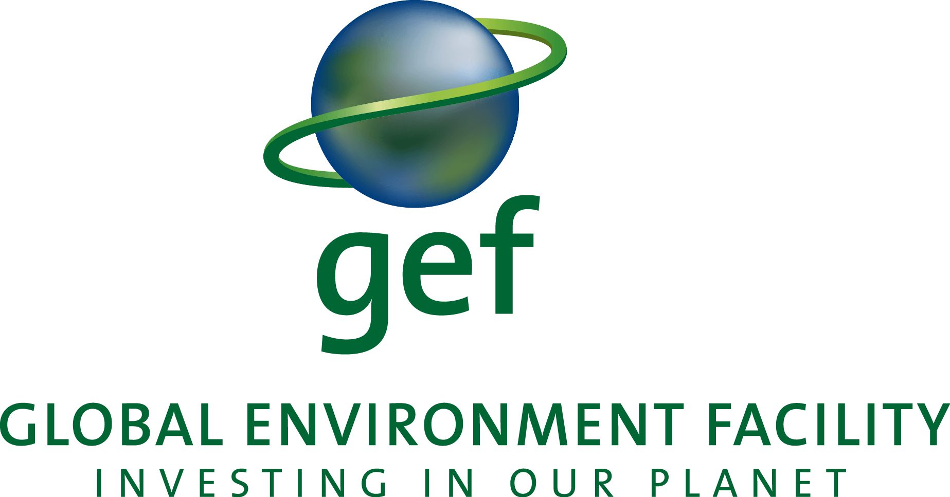 gef global environment facility logo