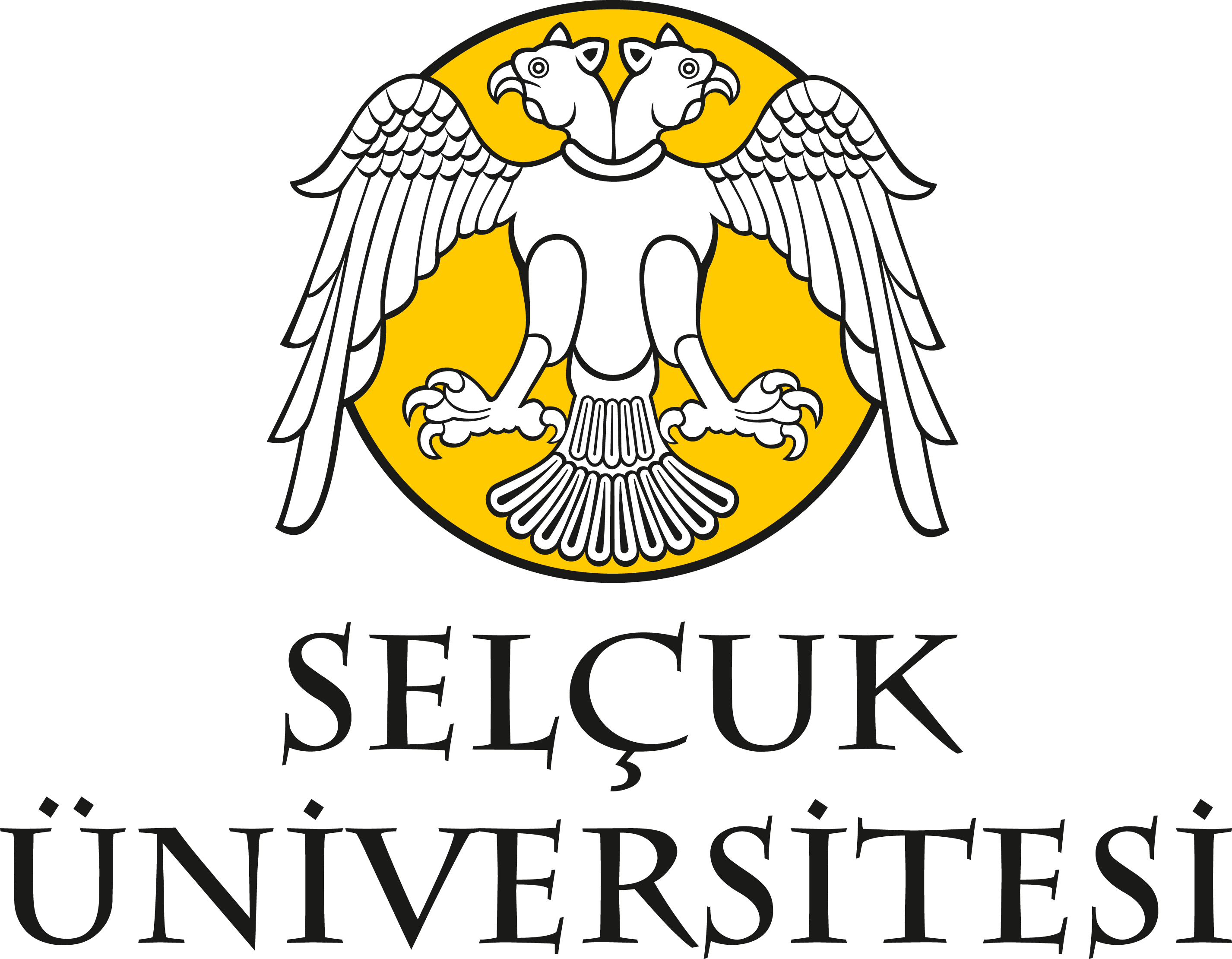 selcuk universitesi logo