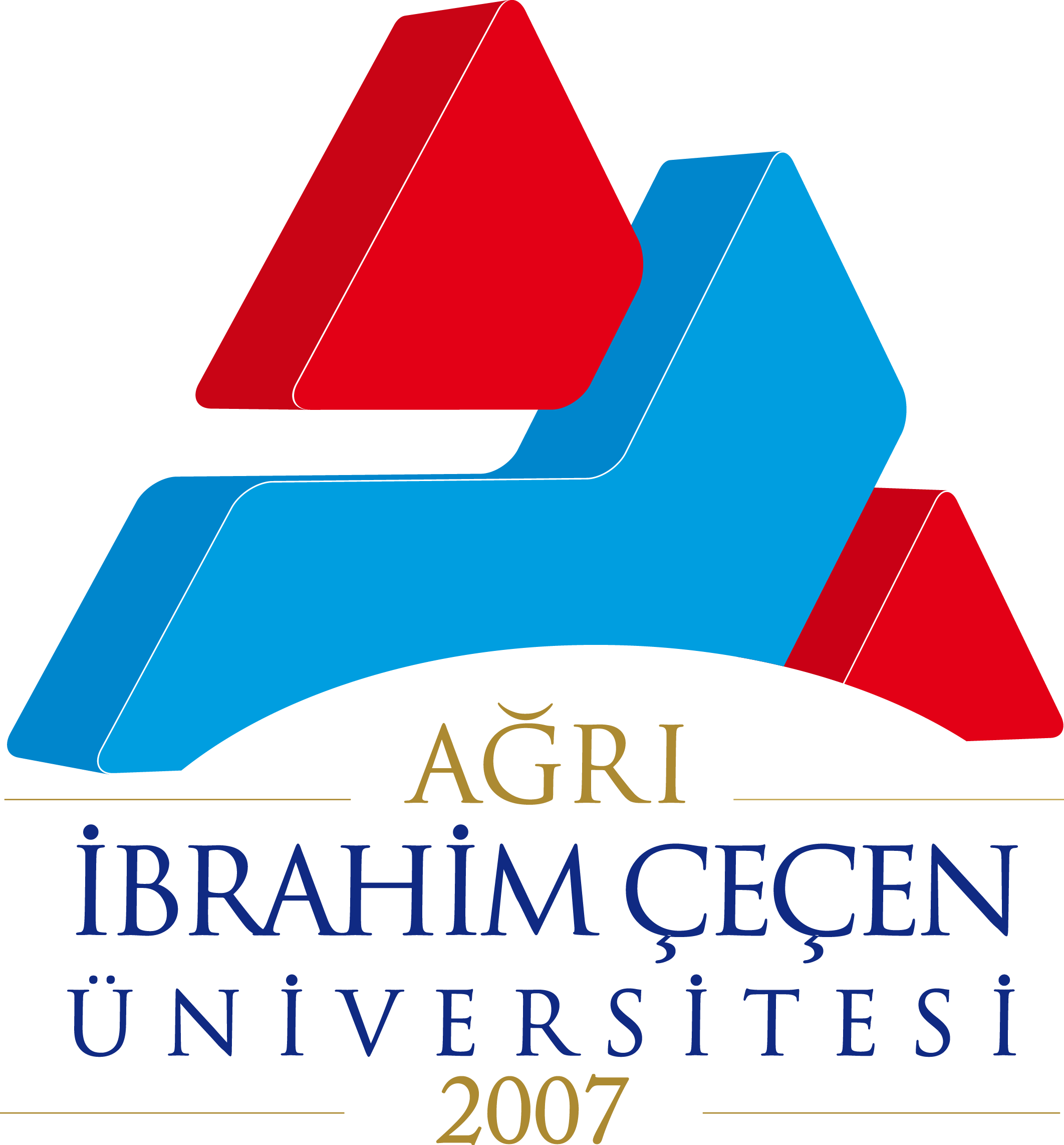 agri universitesi logo