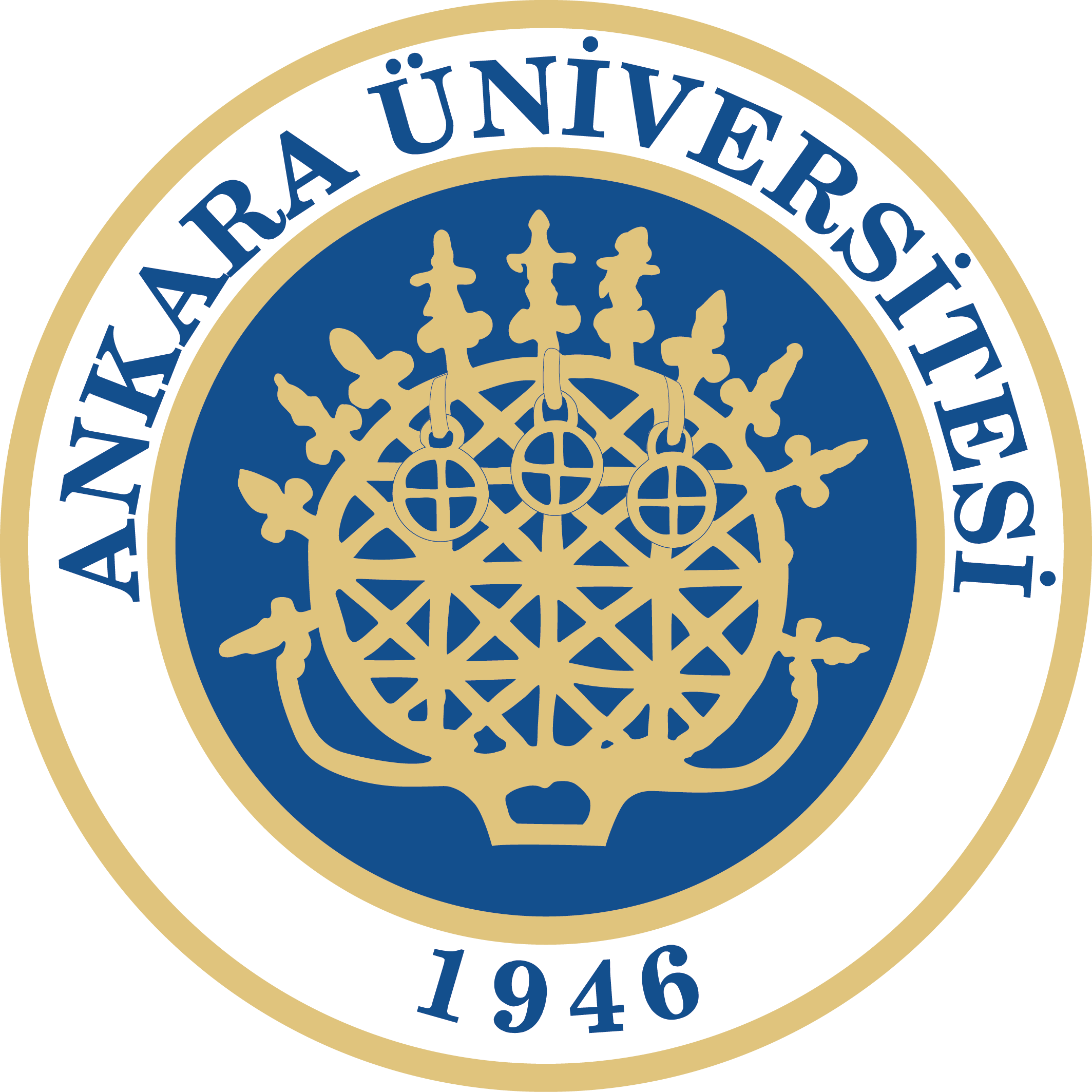 ankara universitesi logo