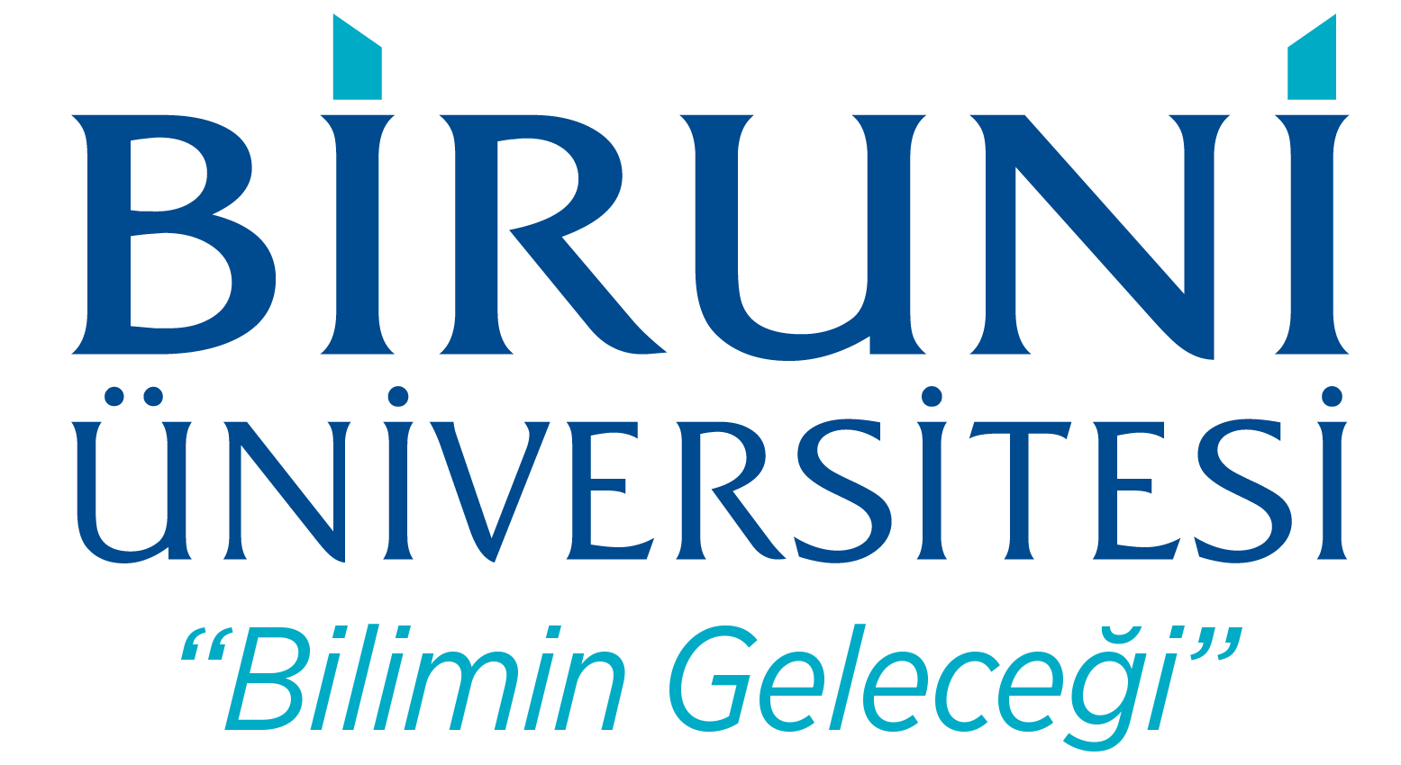 biruni universitesi logo