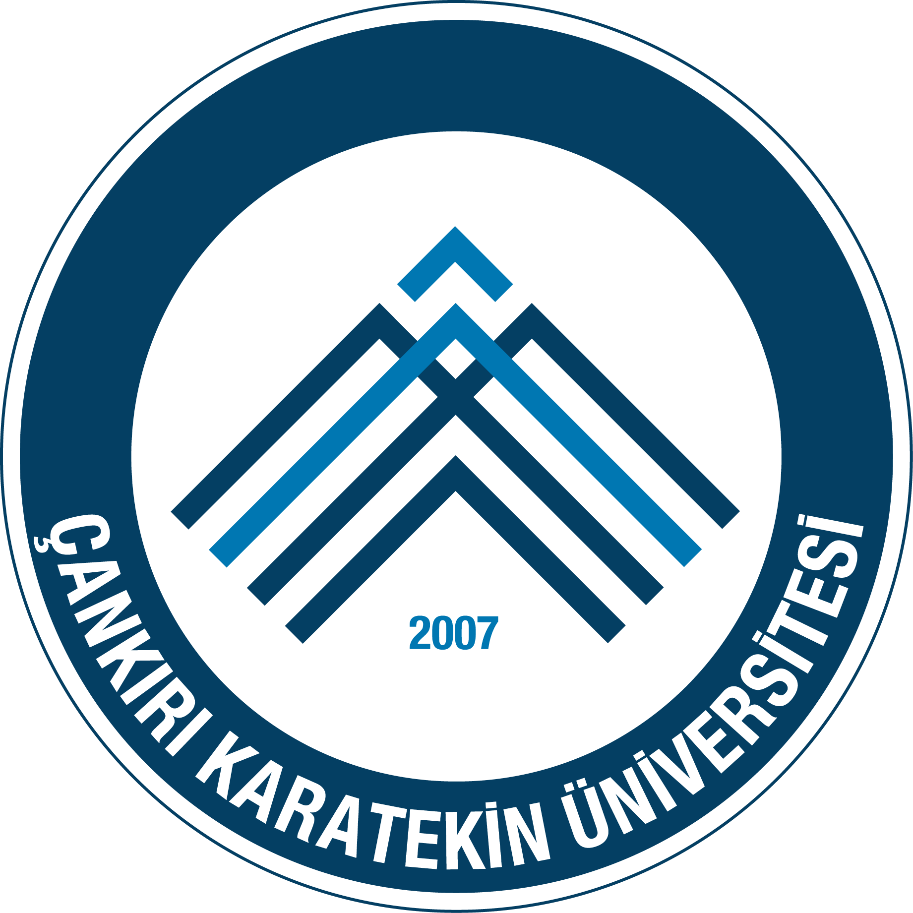 cankiri karatekin universitesi logo