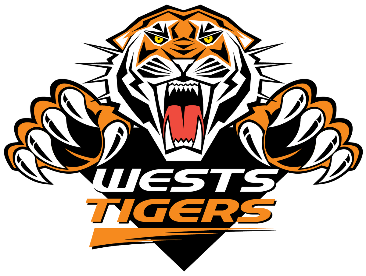 Wests Tigers logo logoeps.net