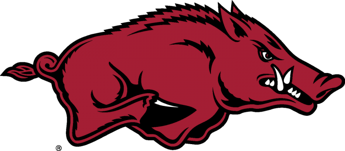 university of arkansas athletic mark logo logoeps.net  700x308