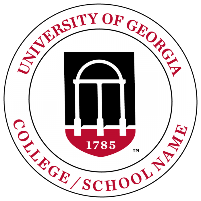 university of georgia new Logo3 700x700