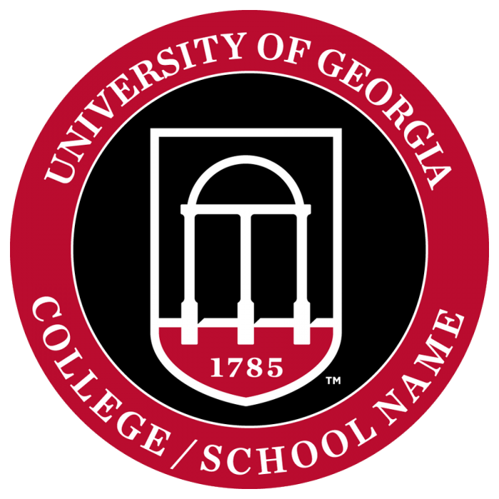 university of georgia new Logo5 700x700